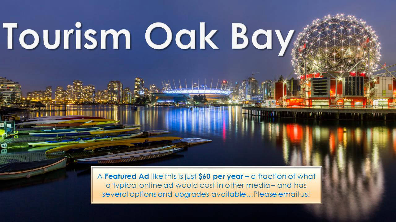 Tourism Oak Bay